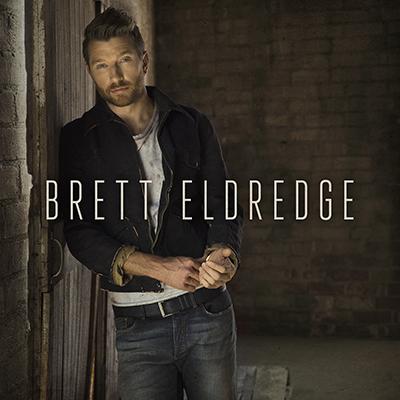 Brett Eldredge- Self titled Album Pre-Order