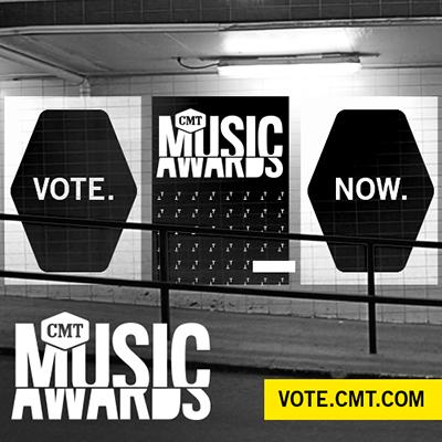 CMT Awards - Vote Now!